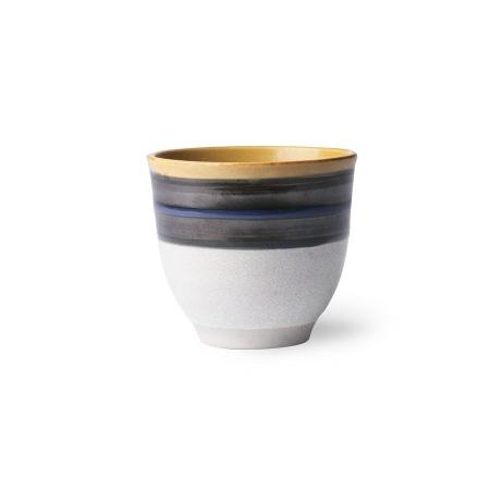 Tasse rayée bleue Kyoto...