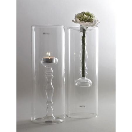 Vase photophore