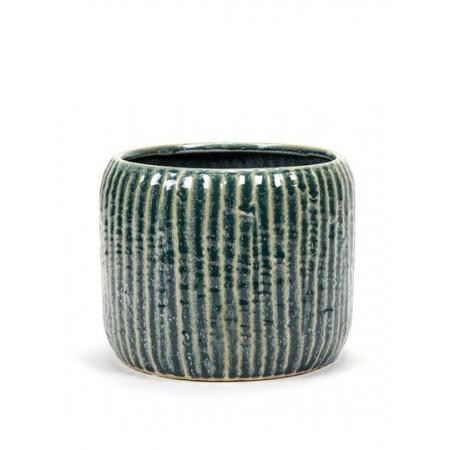 Pot Cote - Bleu Gris D20cm...