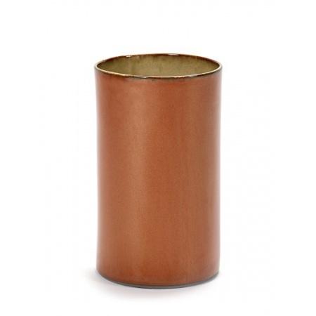 Vase cylindre haut Anita -...