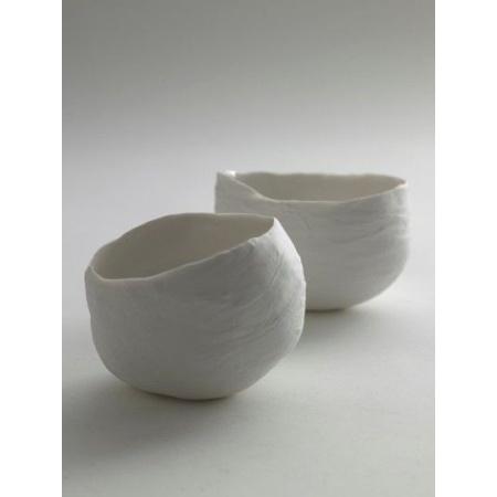 Boule en porcelaine L
