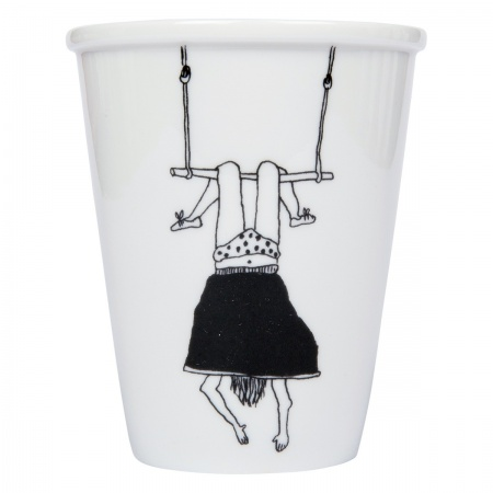 Tasse Trapeze girl