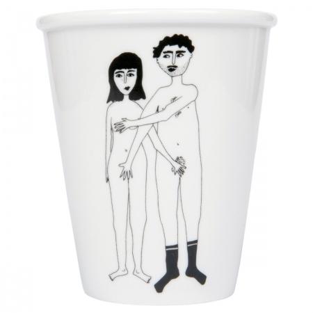 Tasse Naked couple