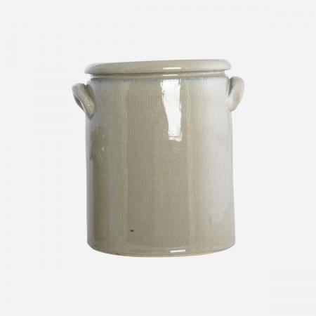 Pot Pottery - M - Sable
