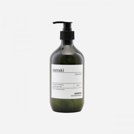 Shampoing, Linen dew, 490 ml.