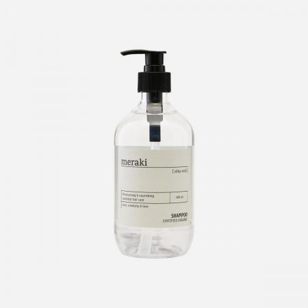 Shampoing, Silky mist, 490 ml.