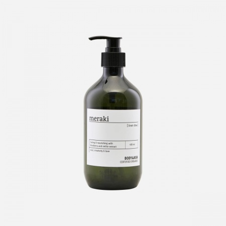 Gel douche, Linen dew, 490 ml.
