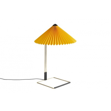 Lampe de table Matin L - Jaune