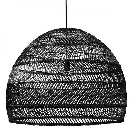wicker pendant lamp ball...
