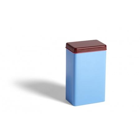Boîte Tin by Sowden - Bleu