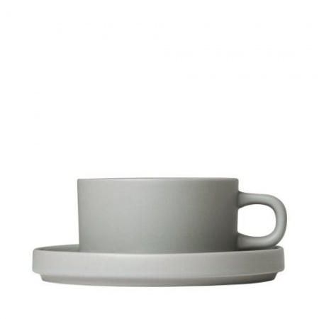 Set de 2 tasses à thé -...