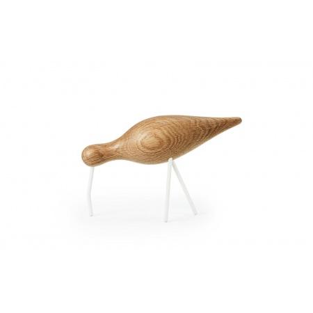 L'oiseau de rivage en Chêne...