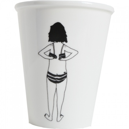 Tasse Bikini Girl
