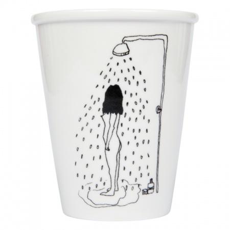 Tasse Shower Girl