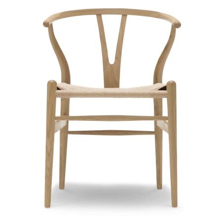 CH24 Wishbone Chair - Chêne...