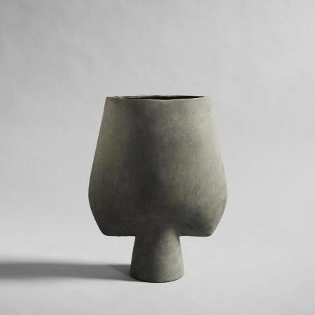 Vase Sphère carré - Grand -...