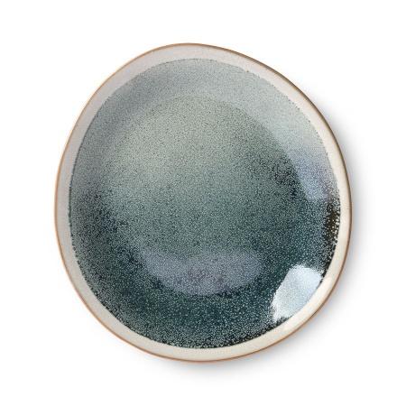 Assiette Ceramic 70's - Mist