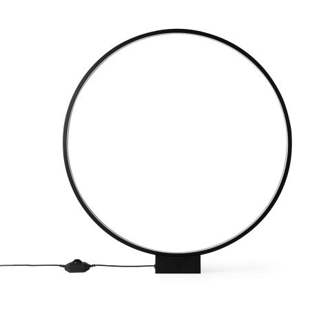 Lampe de table cercle...