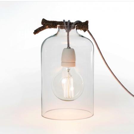 Lampe à poser Glass Bell