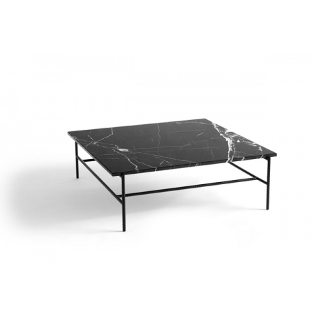 Table basse Rebar - Noir