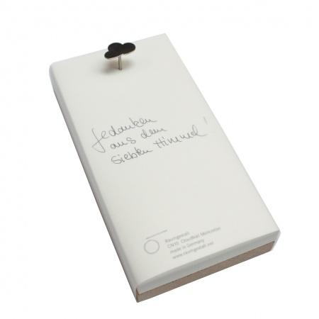 Bloc-notes rechargeable...