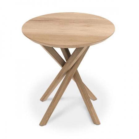 Table d'appoint Oak Mikado...