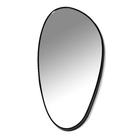 Miroir A - D49 cm - Noir