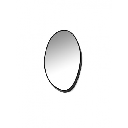 Miroir B - D29,5 cm - Noir