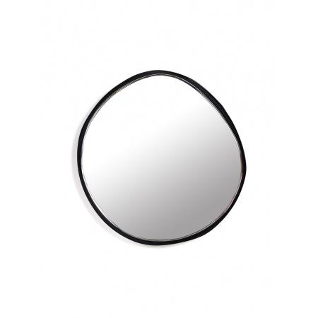 Miroir A - D21,5 cm - Noir