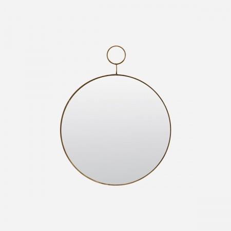 Miroir Loop D32 - Laiton