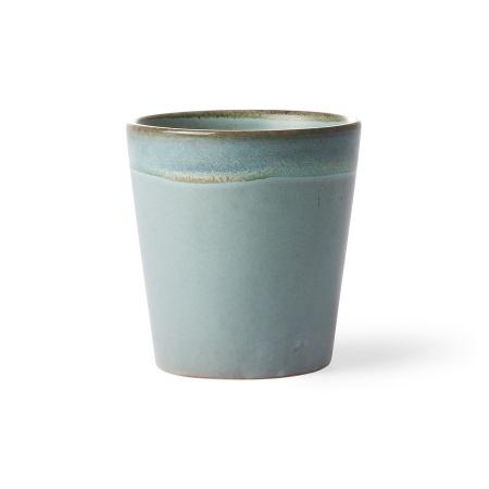 Mug Ceramic 70's - Moss