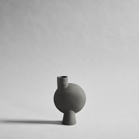 Sphere Vase Bulb, Medio -...
