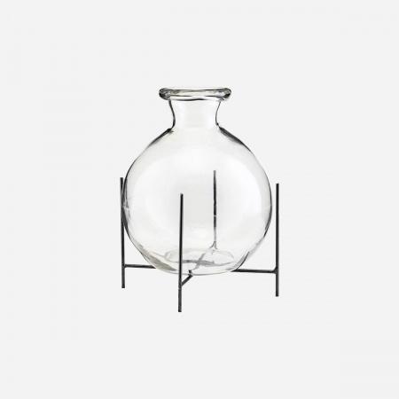 Vase avec support Lana D15...