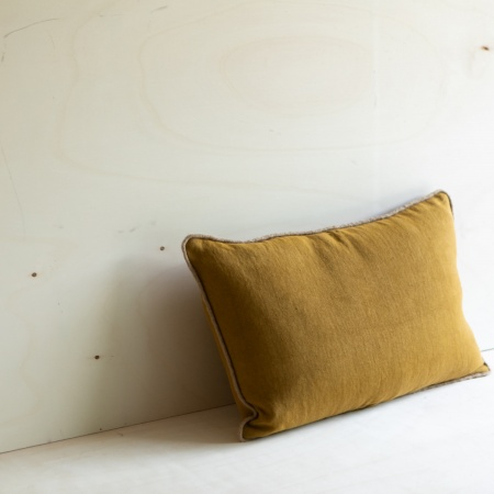 Coussin Salvador 40X65 - Curry