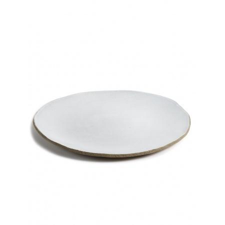 Plat de service FCK - Blanc