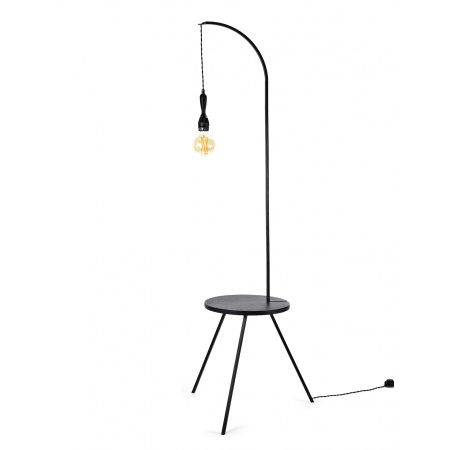 Lampadaire Table Lamp - Noir