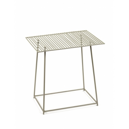 Table d'appoint Filippo - Gris