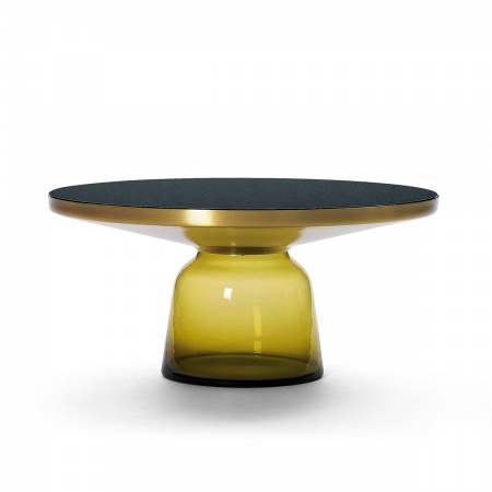 Bell Coffee Table, Metal...