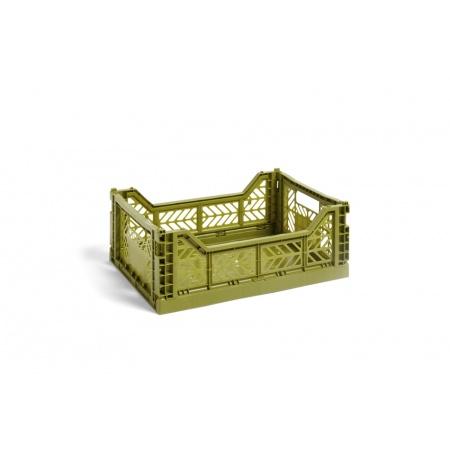 Caisse Colour Crate M - Olive