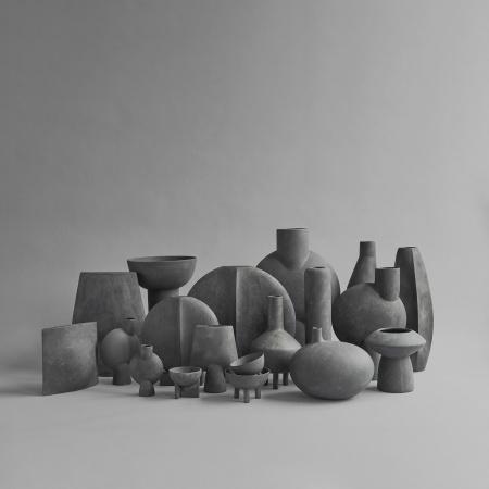 Vase Origami - Mini - Dark...