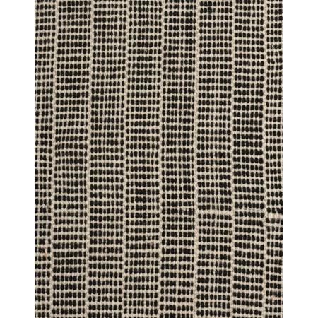 Tapis Schell/Noir - L300 x...