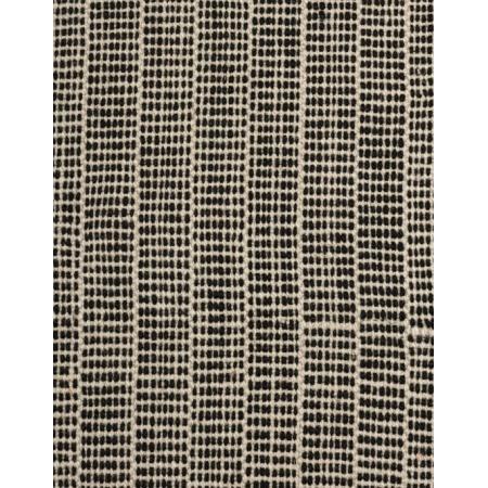 Tapis Noir/Schell - L350 x...