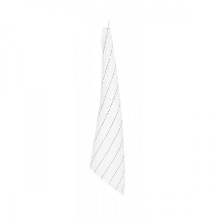Torchon Calvi 46X70 - Blanc