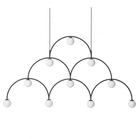 Suspension Bounce 169 - Noir