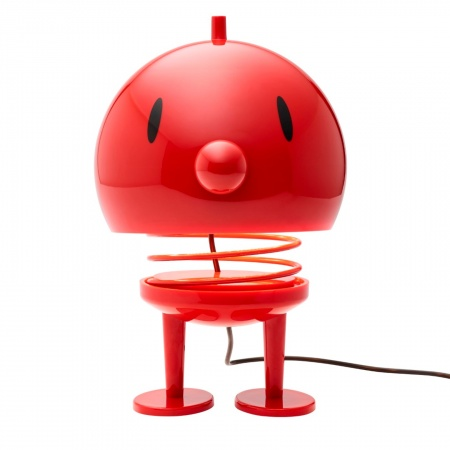 Large Bumble Lamp - Rouge