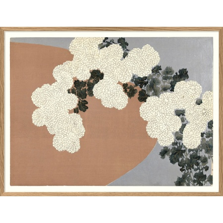 Cadre Chrysantemum - 50x70