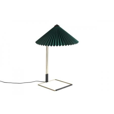 Lampe de table Matin L - Verte