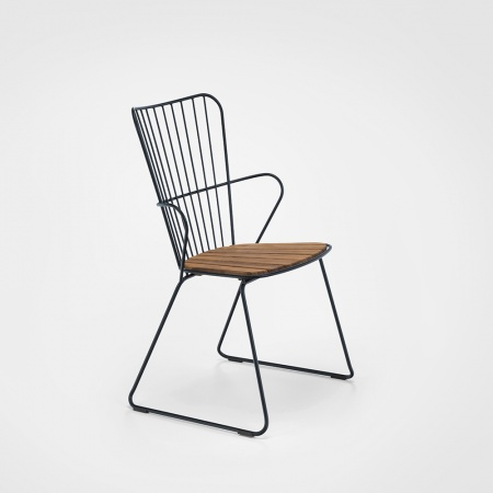 PAON Dining Chair - Noir