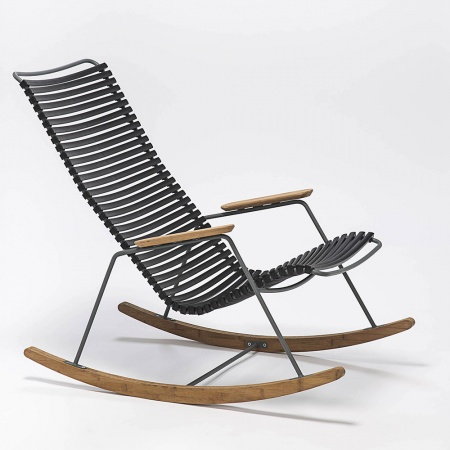 CLICK Rocking Chair - noire...