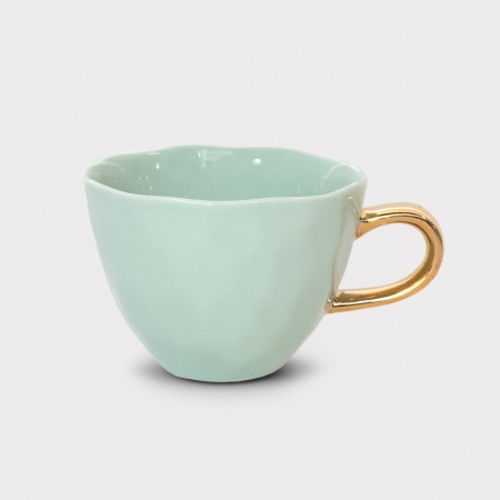 Tasse, Good Morning - Celadon